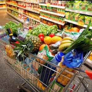 Магазины продуктов Емельяново