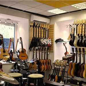Музыкальные магазины Емельяново