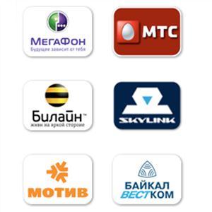 Операторы сотовой связи Емельяново
