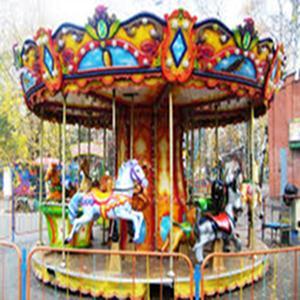 Парки культуры и отдыха Емельяново
