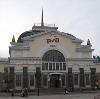 Железнодорожные вокзалы в Емельяново