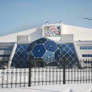 Спортивные комплексы Емельяново